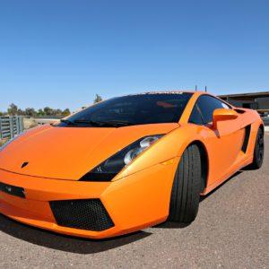 Lamborghini Exotic Supercar